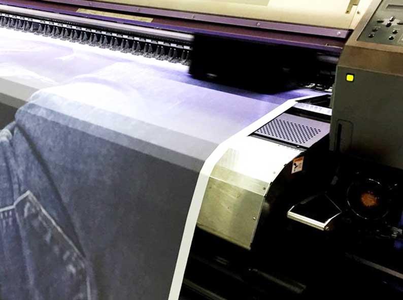 Широкоформатная печать вторая